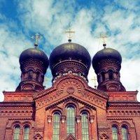 Введенская церковь. г. Иваново :: Оксана Н.