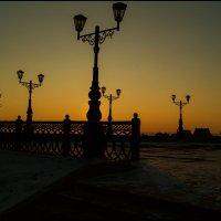 В лучах заката :: Алексей Патлах