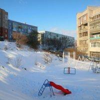 Первый снег :: Сергей Лякишев