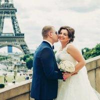 wedding paris :: Andriy Vupasnyak