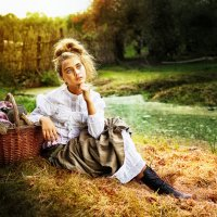 девушка :: Александр Кулаков