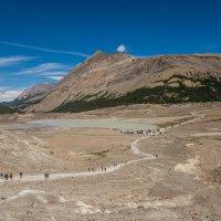 Тропа к леднику :: Константин Шабалин