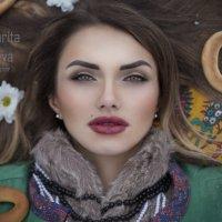 русская краса :: Маргарита Гусева