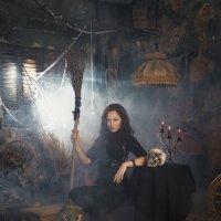 Ведьма :: Анастасия Kashmirka