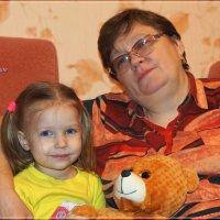 Бабушка держи меня покрепче. :: Anatol Livtsov