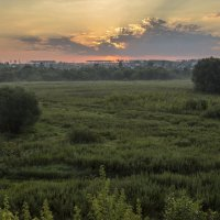 Раннее утро :: Юрий Клишин