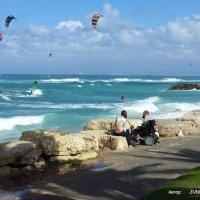 Море штормит. :: Валерьян