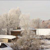 Почти зимний пейзаж... :: марк