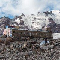Альп лагерь Метео ( 3 650 м ) :: Вячеслав Шувалов