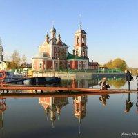 Церковь сорока мученикой в Переславле залесском :: ЭН КА