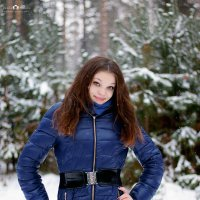Зимний портрет :: Irina Rykova