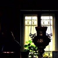 Полумрак в церкви :: Фотогруппа Весна - Вера, Саша, Натан