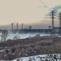 Новосибирская ГЭС :: cfysx