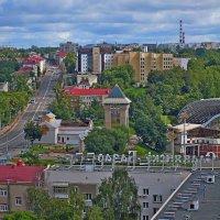 Мой город(1) :: Vladimir Semenchukov