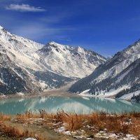 Большое Алматинское озеро – это место, куда хочется возвращаться снова и снова. :: Anna Gornostayeva