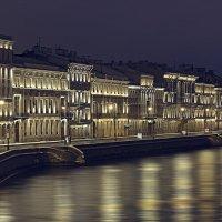 Ночной Петербург :: Сергей Ефименко