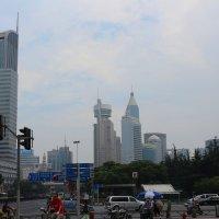 Китай, Шанхай :: Сергей Смоляр