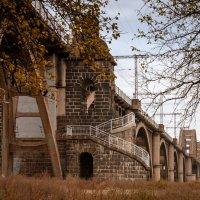 Мерефо-Херсонский железнодорожный мост :: Artem Zelenyuk