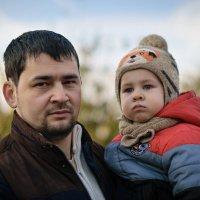 Отец и сын :: Михаил Першин