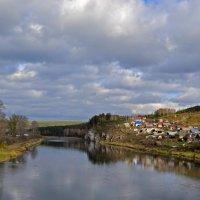 река Ай.Челябинская область :: Роберт Хак.....