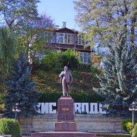 Памятник Ленину. :: Ирина Нафаня