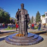 Памятник Николаю Чудотворцу. :: Ирина Нафаня