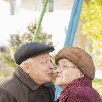60 лет любви :: Евгения Лисина