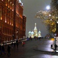 По Кремлёвскому проезду. :: Ilya Goidin