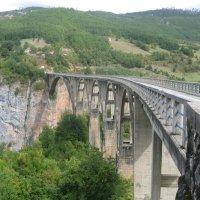 Черногория. Мост через реку Тара. :: Лариса (Phinikia) Двойникова