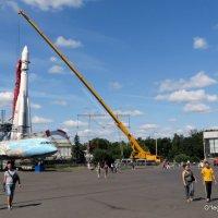 про подъемный кран :: Олег Лукьянов
