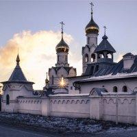 Храм во имя архистратига Михаила :: cfysx