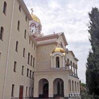 Храмовый комплекс и мужской монастырь   Иоанна Готского :: Tata Wolf