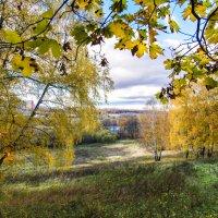 Осень в Братцево :: Владимир Безбородов