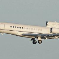 Dassault Falcon 7X :: Олег Савин