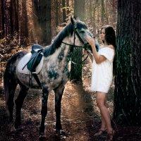 Лесные сказки :: Нина