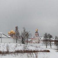 Валдайский Иверский Святоозерский монастырь :: Тимофей Черепанов