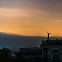 Осенние краски неба :: Владислав Вадимович