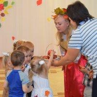 Эта корзинка окончательна  убила праздник! :: A. SMIRNOV