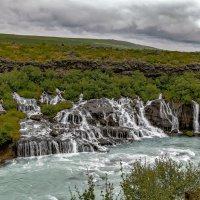 Iceland 07-2016 Hraunfoss 1 :: Arturs Ancans