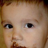 Ох уж эти Шоколадные конфеты... :: Дмитрий Петренко