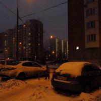 Вечер в Москве :: Андрей Лукьянов