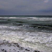 Ты катишь волны голубые и блещешь гордою красой... :: Людмила