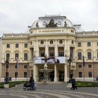 Театр в Братиславе :: Irina Shtukmaster