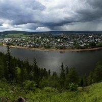 Вид на Киренск :: Таня Фиалка