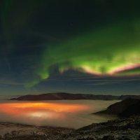 город в тумане :: Виталий Истомин