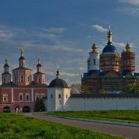 Свенский монастырь :: Александр Березуцкий (nevant60)