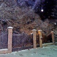 ночной вояж :: Natalia Mihailova