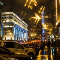 Вечер :: Оксана Пучкова