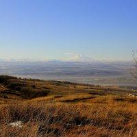Осеннее утро на западном склоне г. Бештау :: Vladimir 070549
