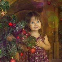 Рождественская сказка :: Ксения Черногорова